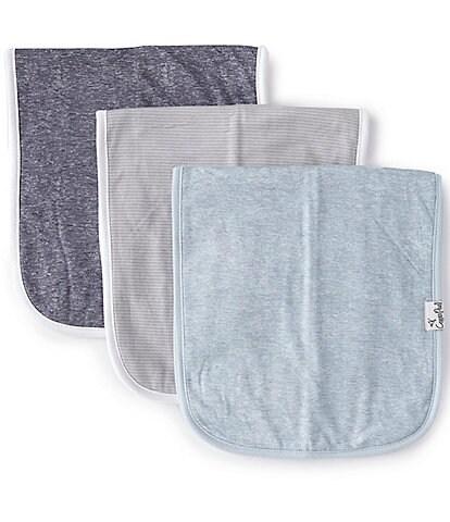 Copper Pearl Baby Lennon Premium Burp Cloths 3-Pack