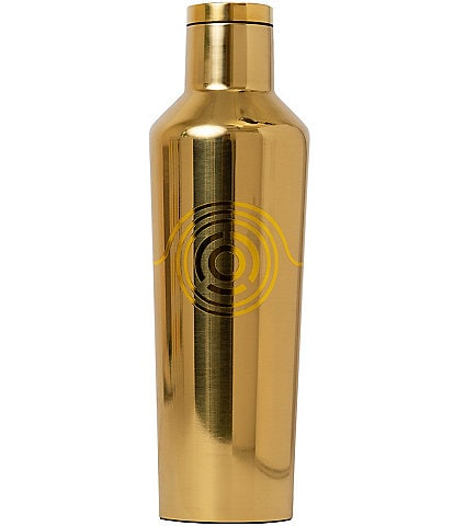 Corkcicle Stainles Steel Triple-Insulated 16-oz. Star Wars C3PO Canteen
