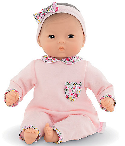 Corolle Dolls Bebe Calin Mila 12#double; Baby Doll