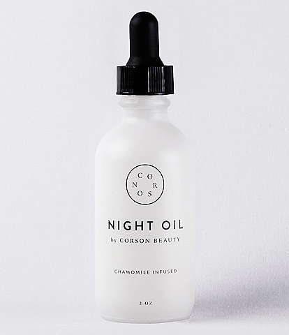 Corson Beauty Chamomile Infused Night Oil