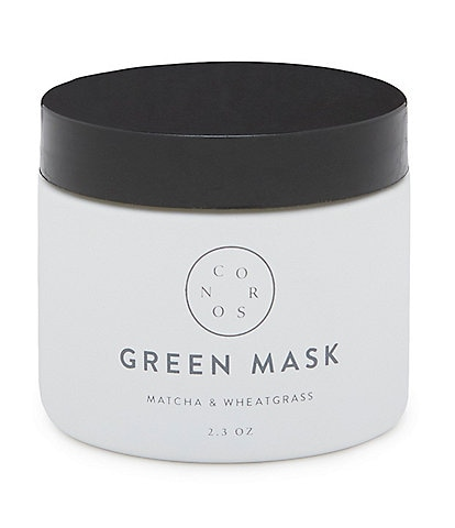 Corson Beauty Matcha & Wheatgrass Green Face Mask