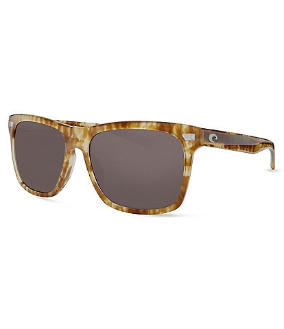 Costa Aransas Polarized Square Sunglasses