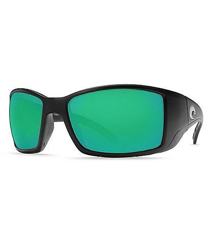 Costa Blackfin Polarized Rectangle Sunglasses