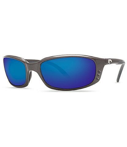 Costa Brine Polarized Wrap Sunglasses