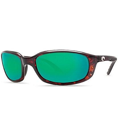 Costa Brine Polarized Wrap Sunglasses