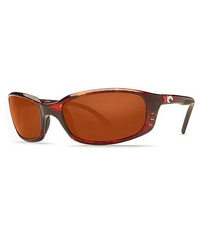 Costa Brine Tort Copper Polarized Sunglasses
