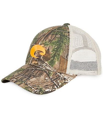 ddc1bc3a5859a Costa Camouflage-Printed Mesh Trucker Hat