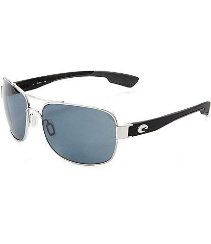 Costa Cocos Aviator Polarized Sunglasses