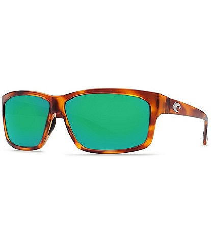 Costa Cut Polarized Wayfarer Sunglasses