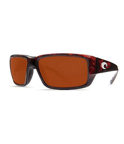 Costa Fantail Rectangle Polarized Sunglasses