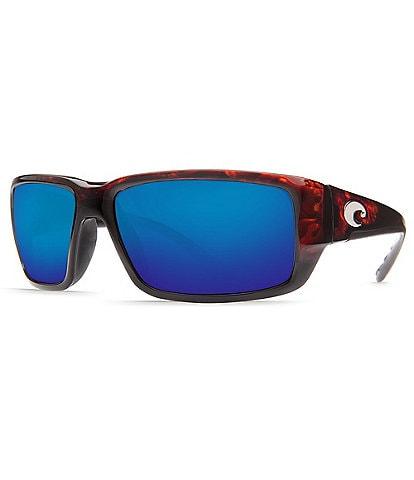 Costa Fantail Polarized Wrap Sunglasses