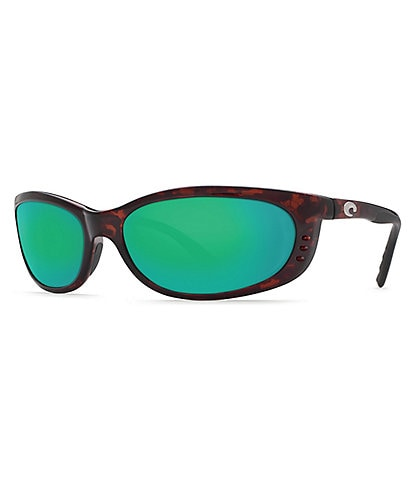 Costa Fathom Polarized Wrap Sunglasses