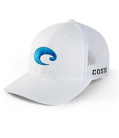 Costa Flex Fit Logo Trucker Hat
