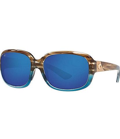 Costa Gannet Oval Polarized Sunglasses