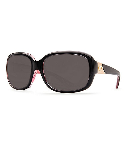 Costa Gannet Polarized Round Sunglasses