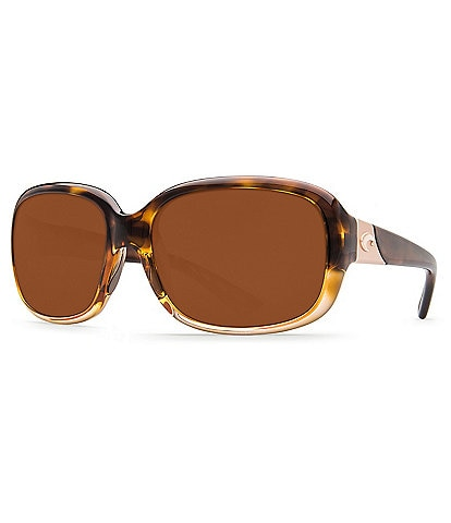 Costa Gannet Polarized Square Sunglasses