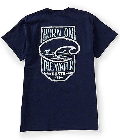 Costa Geiger Graphic Short-Sleeve T-Shirt
