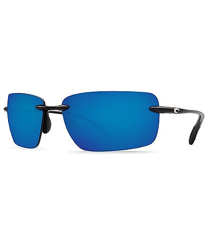 Costa Gulf Shore Polarized Rimless Sunglasses