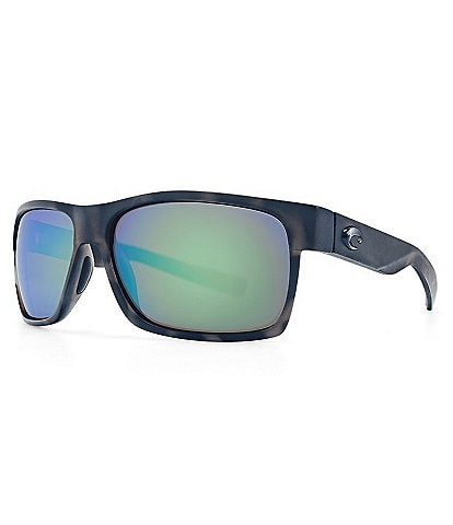Costa Half Moon Polarized Square Sunglasses