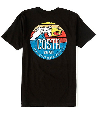 Costa Kanto Short-Sleeve Graphic Tee