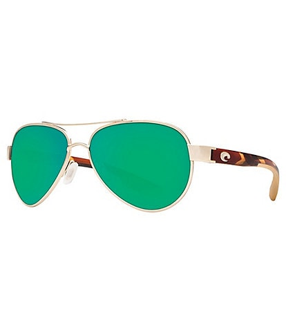 Costa Loreto Polarized Square Sunglasses