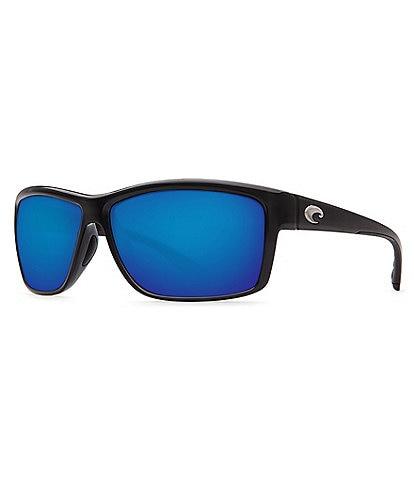 Costa Magdalena Bay Polarized UVA/UVB Protection Mirrored Wrap Sunglasses
