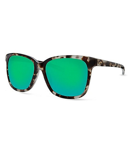 Costa May Polarized Square Sunglasses