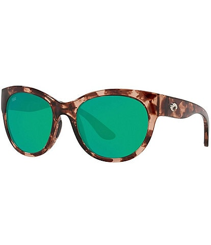 Costa Maya Cat Eye Polarized Sunglasses