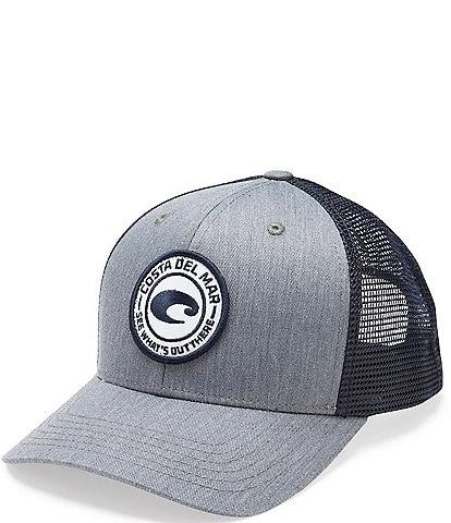 Costa Medallion Trucker Hat
