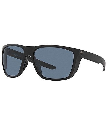 Costa Men's Ferg XL Polarized 62mm Sunglasses