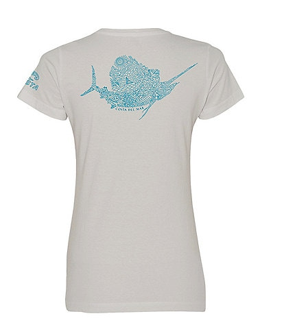 Costa Junior's Montage Sailfish Short-Sleeve Graphic T-Shirt