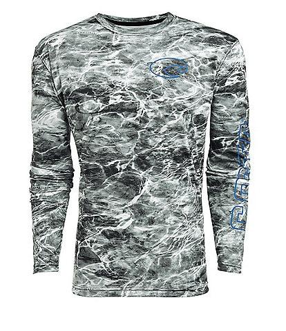 Costa Mossy Oak® Elements Tech™ Long-Sleeve Graphic T-Shirt