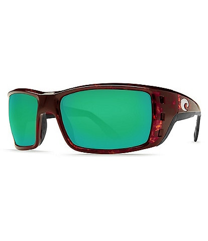 Costa Permit Polarized Rectangle Sunglasses