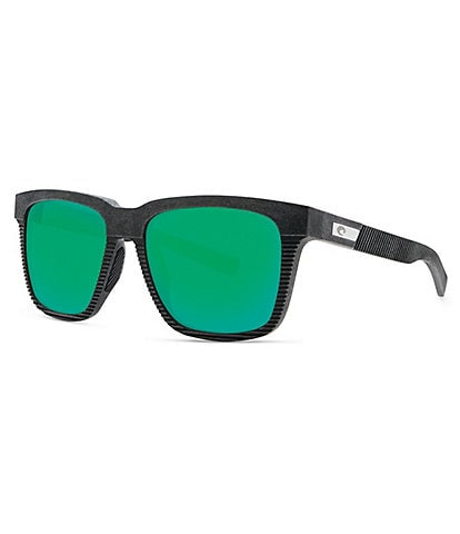 Costa Pescador Untangled Polarized Square Sunglasses