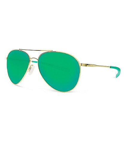 Costa Piper Polarized Aviator Sunglasses
