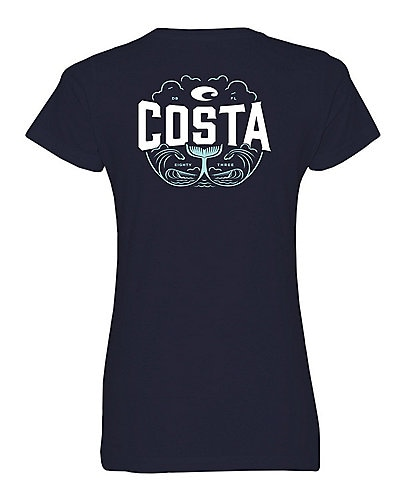 Costa Price Tail Short-Sleeve Graphic T-Shirt