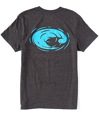 Costa Ripples Short-Sleeve Graphic Tee
