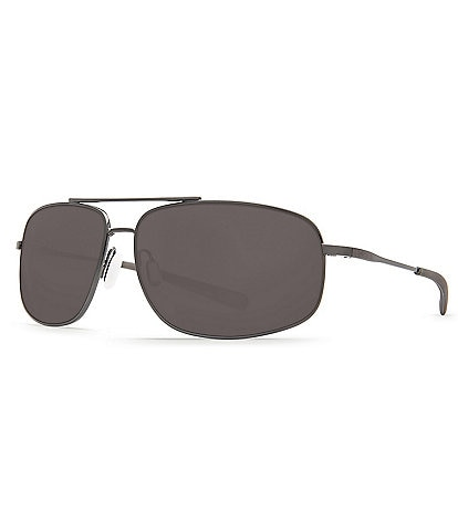 Costa Shipmaster Polarized Double-Bridge Navigator Sunglasses