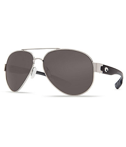 Costa South Point Polarized Plastic Lens Sunglasses