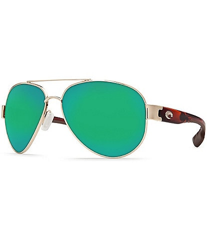 Costa South Point Polarized Plastic Lens Sunglasses