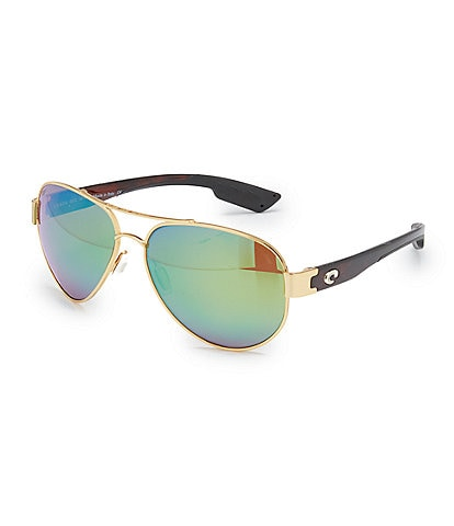 bec563e9b76e Costa Southpoint Polarized Aviator Sunglasses