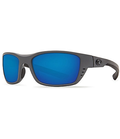 Costa Whitetip Polarized Wrap Sunglasses