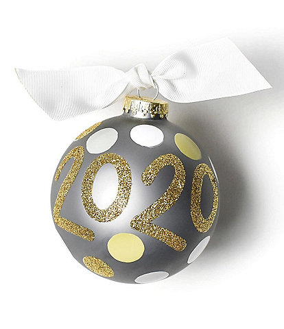 Coton Colors 2020 Glass Ornament