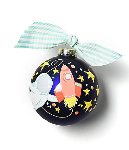 Coton Colors Out In Space Ornament