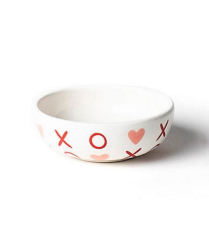 Coton Colors Valentine's Collection Kisses Dipping Bowl