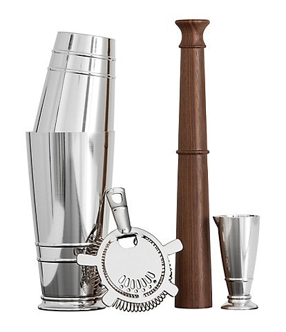 Crafthouse by Fortessa Cocktail Shaker Set