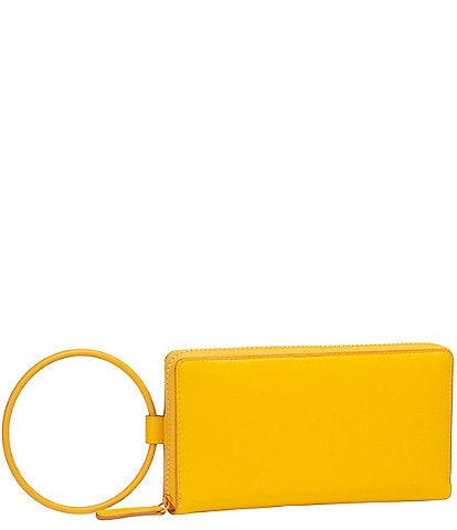 Create & Cultivate On The Move Vegan Leather Bangle Wallet
