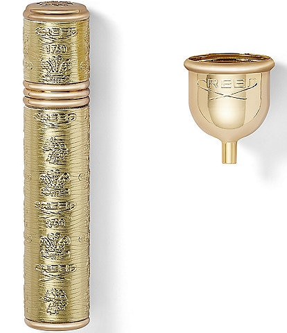 CREED Gold with Gold Trim Pocket Atomizer
