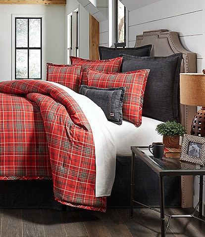 Cremieux Barrett Plaid Comforter Mini Set
