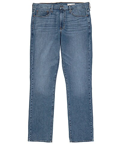 Cremieux Big & Tall Straight-Fit Light Wash Stretch Denim Jeans